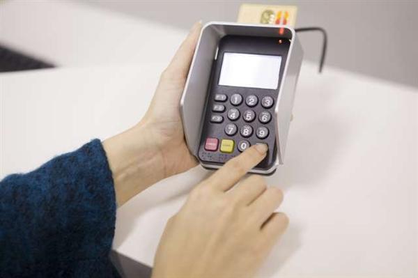 クレジットカード決済をする